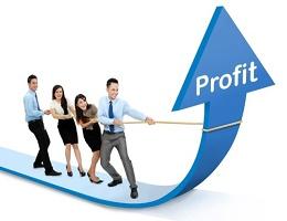 Mục tiêu lợi nhuận hợp lí khi giao dịch tại IQ Option