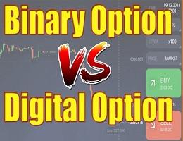 GIAO DỊCH BINARY OPTION VÀ GIAO DỊCH DIGITAL OPTION TRÊN IQ OPTION